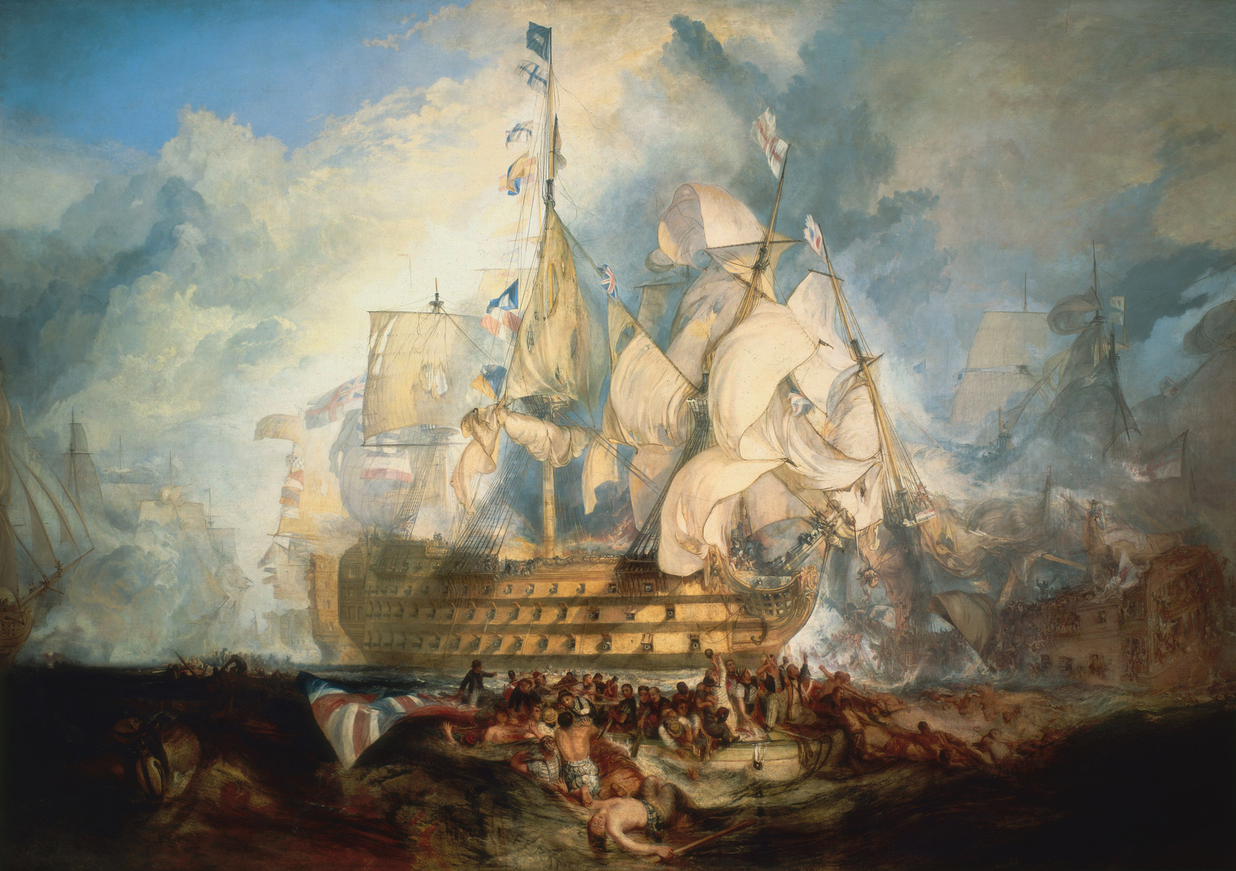 Are you like Lord Nelson, dynamically influencing deliberate events?